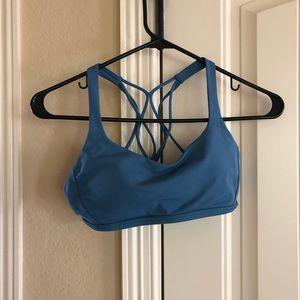 Lulu Lemon size 4 Sports bra